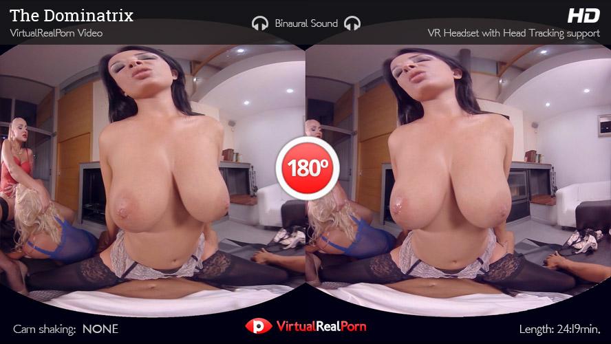 VR Porn The Dominatrix