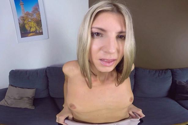 VR Porn Gina Gerson Solo