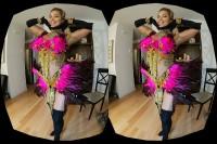 VR Porn Private Dancer: Sasha Leigh