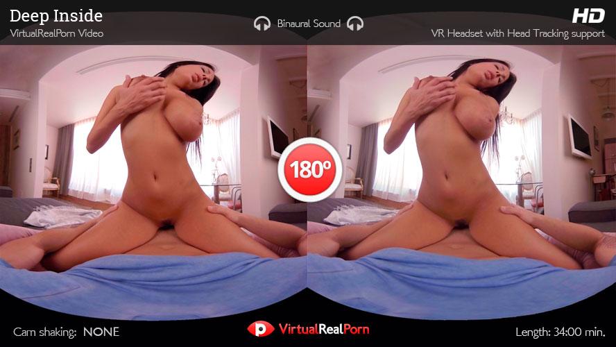VR Porn Deep Inside