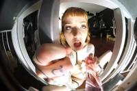 VR Porn VR Caged Little Pet