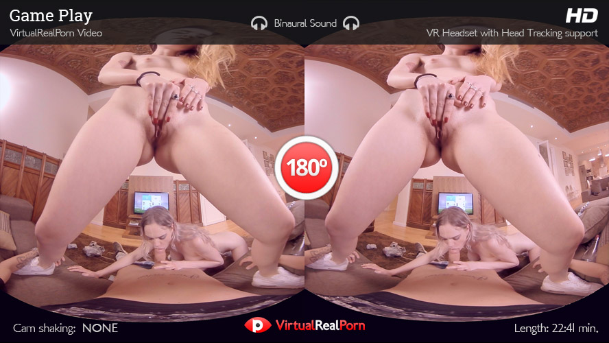 VR Porn Game Play