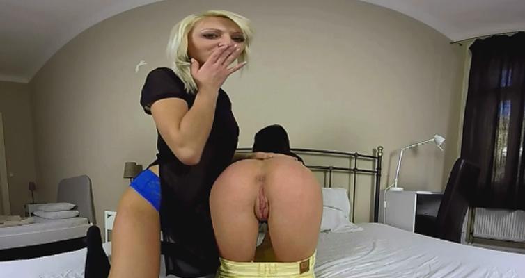 VR Porn Katy Rose And Rita Sinclair