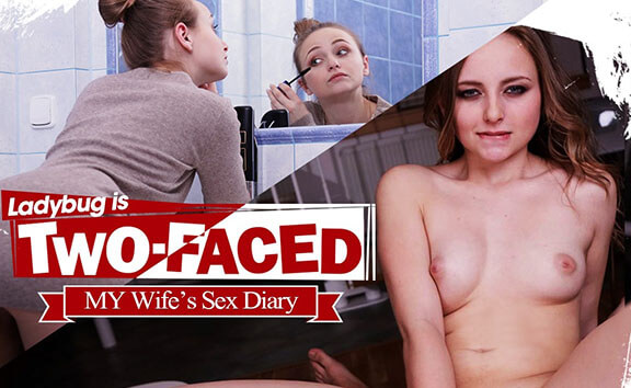 VR Porn Wife's Sex Diary