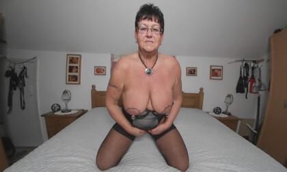 Masturbation caught on camcorders