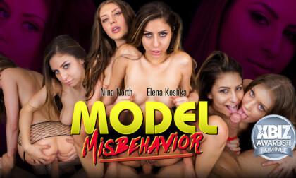 VR Porn Model Misbehavior