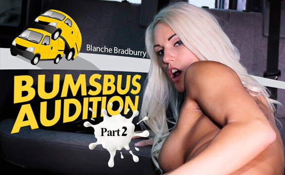VR Porn Bumsbus Audition II Part 2