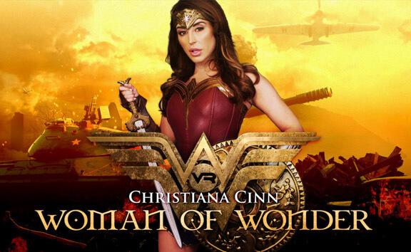 VR Porn Woman of Wonder