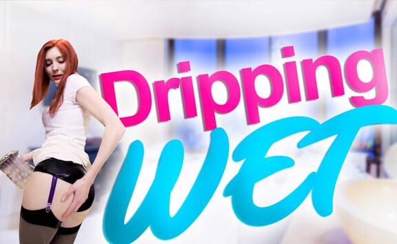 VR Porn Dripping Wet Katy Gold