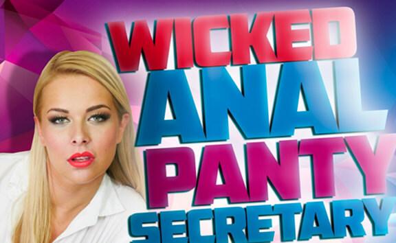 VR Porn Wicked Anal Panty Secretary Nikki Dream