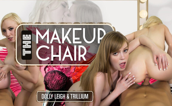 VR Porn The Makeup Chair