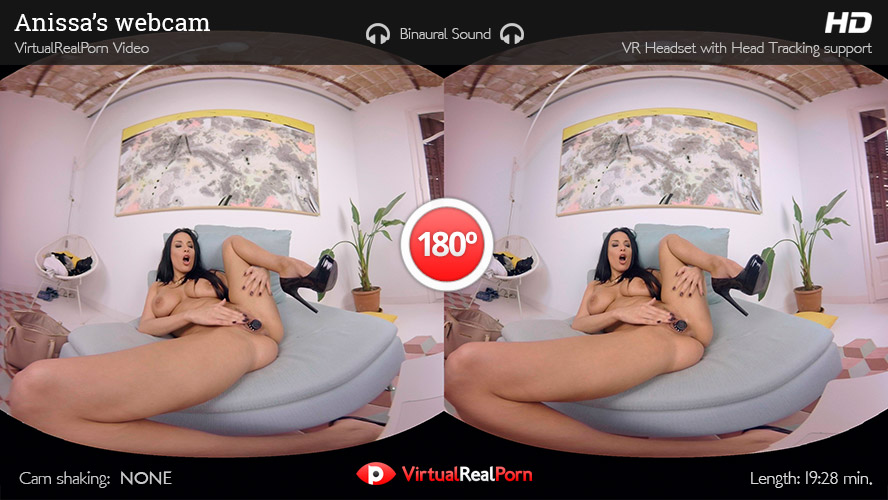 VR Porn Anissa's webcam