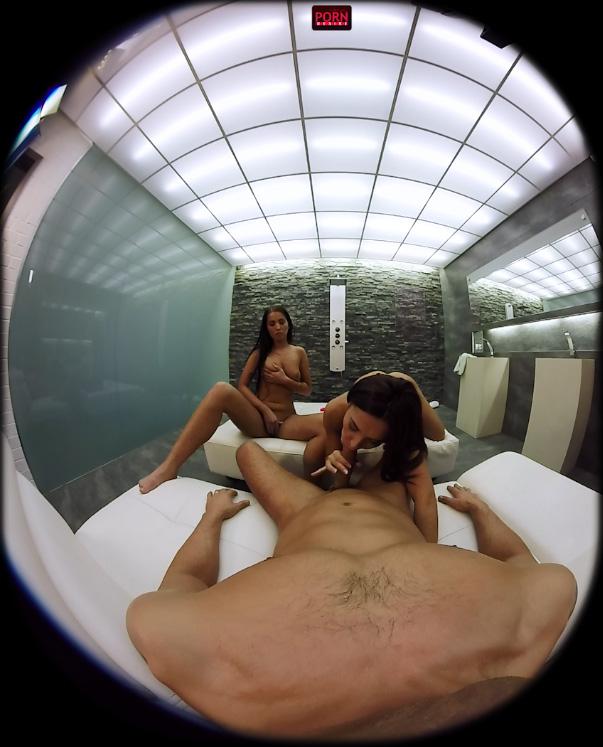 image Virtualporndesire a shower duet 180 vr 60 fps