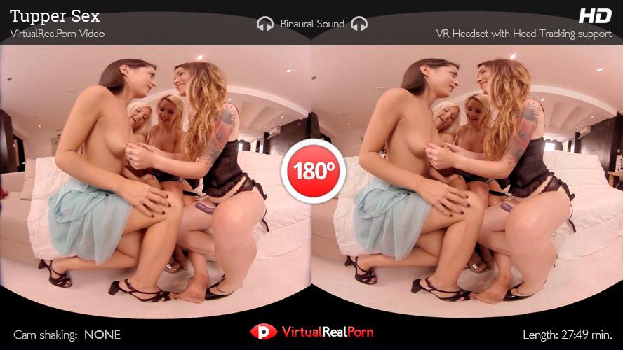 VR Porn Tupper Sex