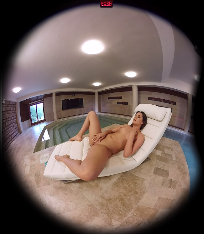 Virtualporndesire tv by the pool 180 vr 60 fps - 13 part 5