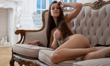 VR Porn Racy Lacey LessyQ