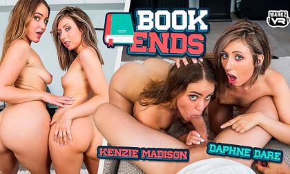 VR Porn Book Ends
