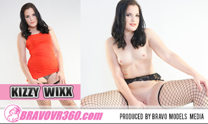 VR Porn 321 - Kizzy Wixx