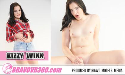 VR Porn 322 - Kizzy Wixx