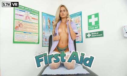 VR Porn First Aid