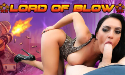 VR Porn Lord of Blow