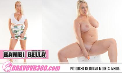 VR Porn 336 - Bambi Bella