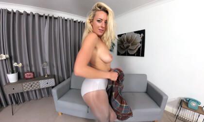 VR Porn Rosa