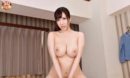 VR Porn Miina Wakatsuki – Huge Tits, Huge Butt Wife Helps Me Lose My Virginity Part 2