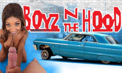 VR Porn Boyz N The Hood