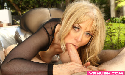 VR Porn From The Vault: Nina Hartley