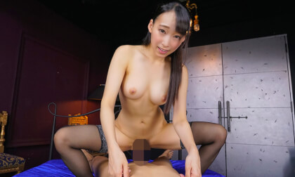 VR Porn Kurea Hasumi – Helps you With Nipple Play Part 2