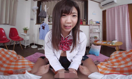 VR Porn Miho Yui – Desperate Negotiation at the Drink Stand Part 2