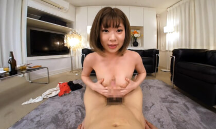VR Porn Yuuna Ishikawa – Naked Apron Cooking Nabe Creampie Sex Part 2