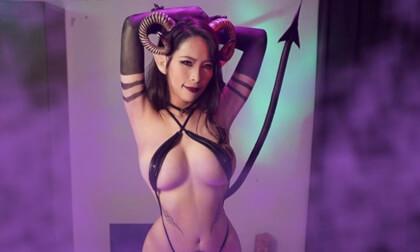 VR Porn Kyoko Maki – Summoning the Irresistible Succubus Part 1