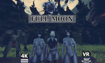 VR Porn Full Moon