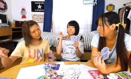 VR Porn Yukari Miyazawa, Hikaru Minazuki, Natsuki Minami – I'm a Teacher and my House is where all the Hot Tanned Girls Hang out Part 1