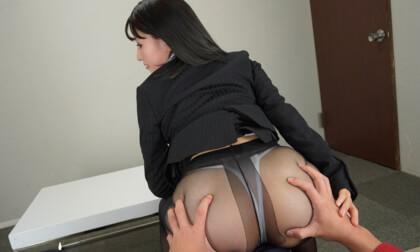 VR Porn Tempting Pantyhose Fetish Part 3