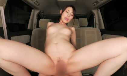 VR Porn Kana Morisawa – Brazen Car Sex Affair by Immoral Married Woman Part 2