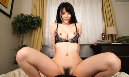 VR Porn Satori Fujinami – Nonstop Creampie Sex with Top-Ranked Delivery Health Girl Part 3