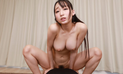 VR Porn Kurea Hasumi – Don't Let Go, I'm going to Fuck you for Three Creampies! Part 2