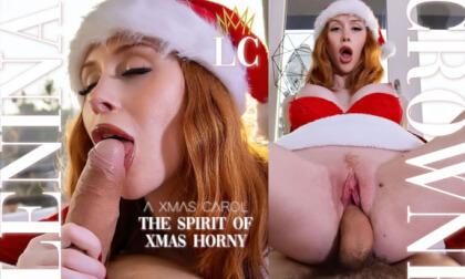VR Porn The Spirit of Xmas Horny