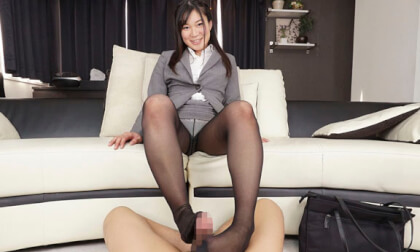 VR Porn Rika Ayumi – Are you Tempted? My Stepsister-in-Law Came Home wearing Sexy Black Pantyhose Part 1