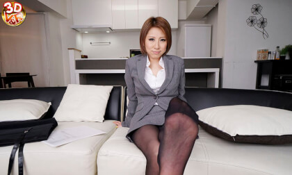 Erika Kitagawa – (Double Feature!) My Boss Looking Down on Me / My Aunt Can't Take it Anymore!  Part 1