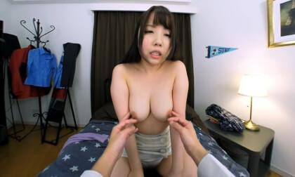 VR Porn Kurumi Tamaki – Close Contact Part 1