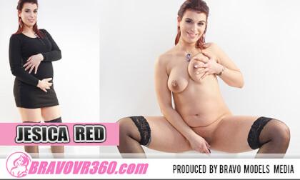 VR Porn 350 - Jesica Red