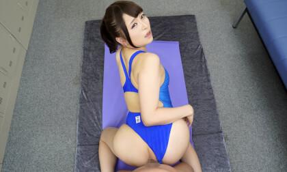 VR Porn Momoka Katou – Competitive Swimmer VR