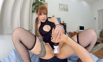 VR Porn Reira Hazuki – 18 Year Old Runaway's Torture Part 2
