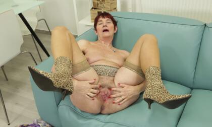 VR Porn Lady Helga