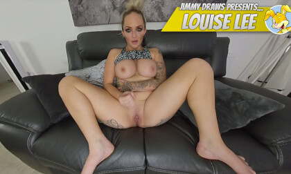 VR Porn Louise Lee, Personal Trainer