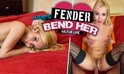 VR Porn Fender Bend Her